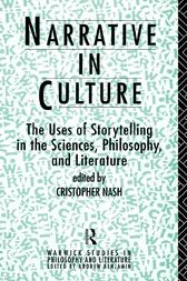 Narrative in Culture by Cristopher Nash
