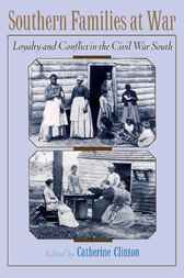 Southern Families at War by Catherine Clinton