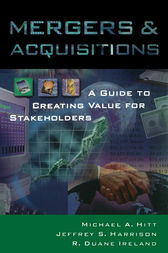 Mergers & Acquisitions by Michael A. Hitt