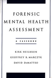 Forensic Mental Health Assessment