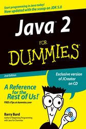 Java 2 For Dummies by Burd