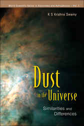 Dust In The Universe by K. S. Krishna Swamy