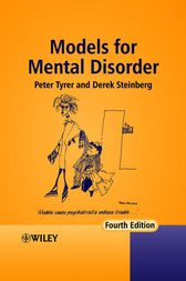 Models for Mental Disorder by Peter Tyrer