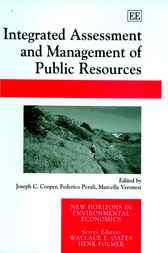 Integrated Assessment and Management of Public Resources by J.C. Cooper