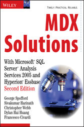 MDX Solutions by George Spofford