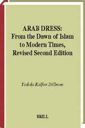 Arab dress by Y.K. Stillman