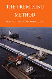 The Premixing Method by Coastal Development Institute Tokyo