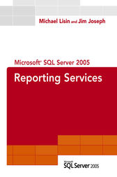 Microsoft SQL Server 2005 Reporting Services by Michael Lisin