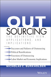 Outsourcing by Nicholas C. Burkholder