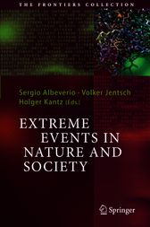 Extreme Events in Nature and Society by S. Albeverio