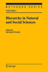Hierarchy in Natural and Social Sciences by Denise Pumain