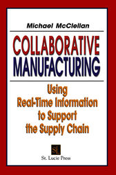 Collaborative Manufacturing by Michael McClellan