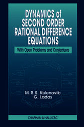 Dynamics of Second Order Rational Difference Equations