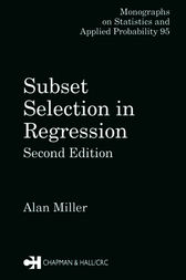 Subset Selection in Regression by Alan Miller