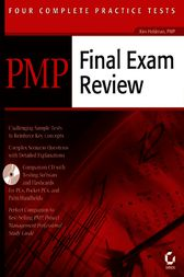 PMP Final Exam Review by Kim Heldman