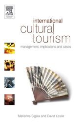 International Cultural Tourism by David Leslie