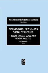 Marginality, Power and Social Structure by Rutledge Dennis