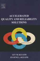 Accelerated Quality and Reliability  Solutions