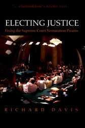 Electing Justice by Richard Davis