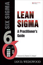 Lean Sigma by Ian Wedgwood