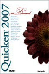 Quicken 2007 On Demand by Gina Carrillo