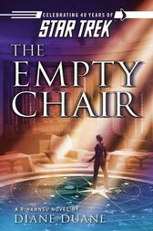 Star Trek: The Original Series: Rihannsu: The Empty Chair by Diane Duane