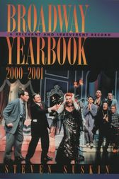 Broadway Yearbook 2000-2001 by Steven Suskin