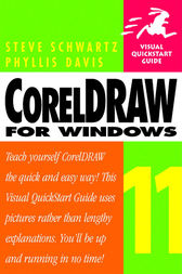 CorelDRAW 11 for Windows by Steve Schwartz
