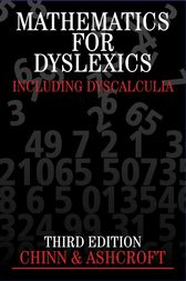 Mathematics for Dyslexics