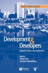 Development and Developers by Simon Guy