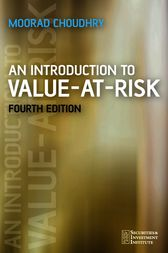 An Introduction to Value-at-Risk by Moorad Choudhry