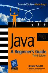 Java: A Beginner's Guide, Third Edition by Herbert Schildt