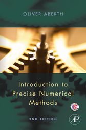 Introduction to Precise Numerical Methods by Oliver Aberth