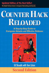 Counter Hack Reloaded by Edward Skoudis