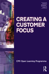 Creating a Customer Focus CMIOLP by Kate Williams