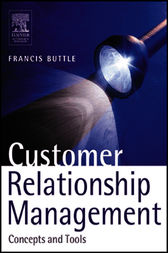 Customer Relationship Management by Francis Buttle