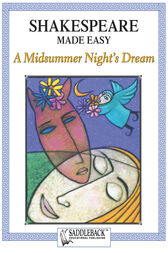 Midsummer Night's Dream, A Shakespeare Made Easy by William Shakespeare