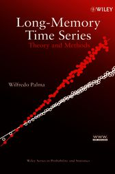 Long-Memory Time Series by Wilfredo Palma