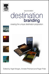 Destination Branding by Nigel Morgan