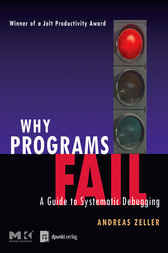 Why Programs Fail by Andreas Zeller