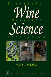 Wine Science by Ronald S. Jackson