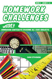 Homework Challenges - Book 2 by Chris Stevenson
