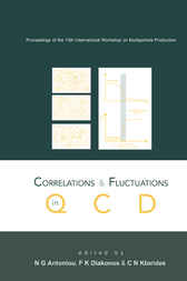 Correlations And Fluctuations In Qcd, Proceedings Of The 10th International Workshop On Multiparticle Production
