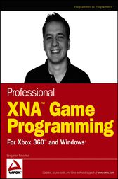 Professional XNA Game Programming by Benjamin Nitschke