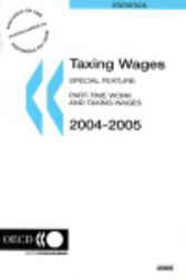 Taxing Wages by OECD Publishing
