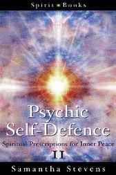 Psychic Self Defense by Samantha Stevens