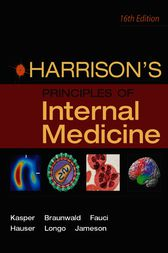 Harrison's Principles of Internal Medicine by Dennis Kasper