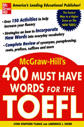 400 Must-Have Words for the TOEFL by Lynn Stafford-Yilmaz