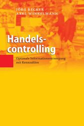 Handelscontrolling by Jörg Becker