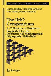 The IMO Compendium by Dušan Djukic